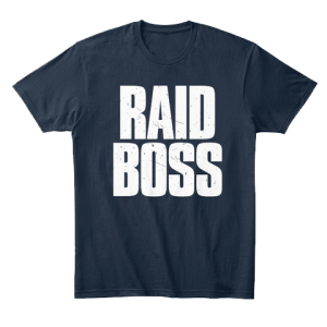 Raid Boss - T-Shirt