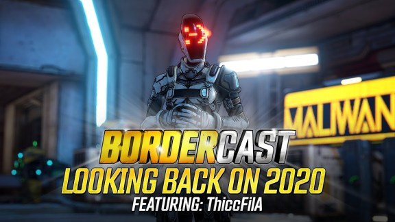 Bordercast 12 03 2020
