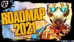 Borderlands 3 Roadmap 2021