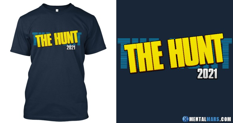 Borderlands the hunt 2021 Merch