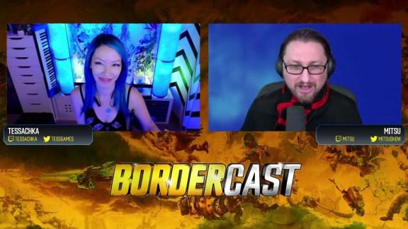 Bordercast 02 04 2021