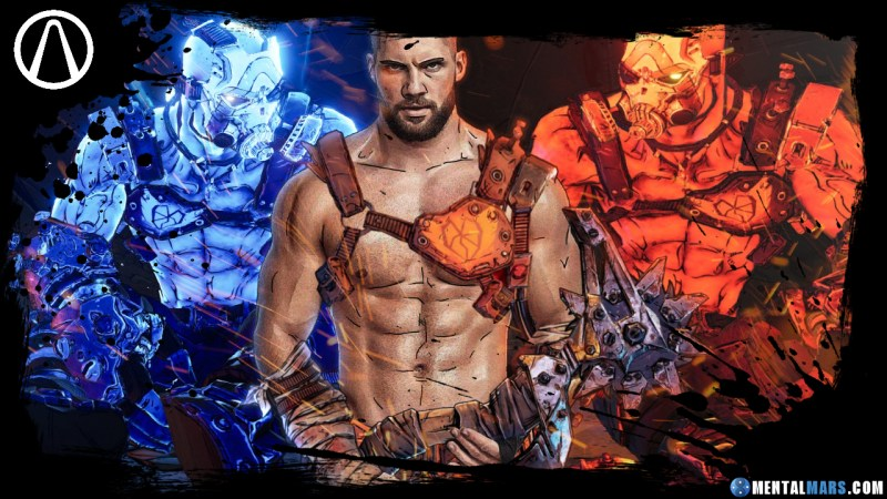 Florian Munteanu Plays Krieg in Borderlands Movie