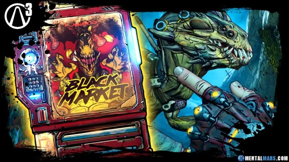 Borderlands 3 Black Market Location Guide