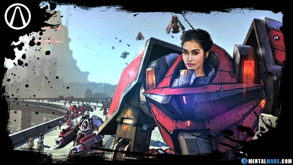 Janina Gavankar as Commander Knoxx - Borderlands Movie