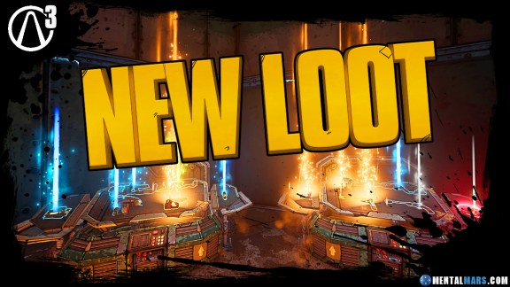 New Arms Race Gear - Borderlands 3