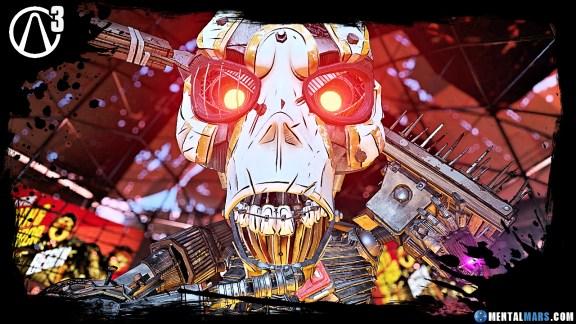 Borderlands 3 - Boss - Agonizer 9000