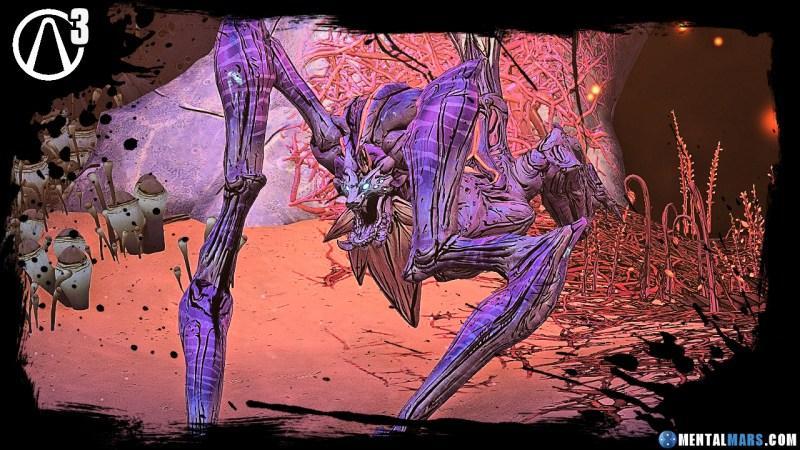 Borderlands 3 - Legendary Hunt - Blinding Banshee