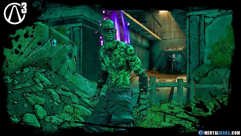 Borderlands 3 - Named Enemy - Anointed x2