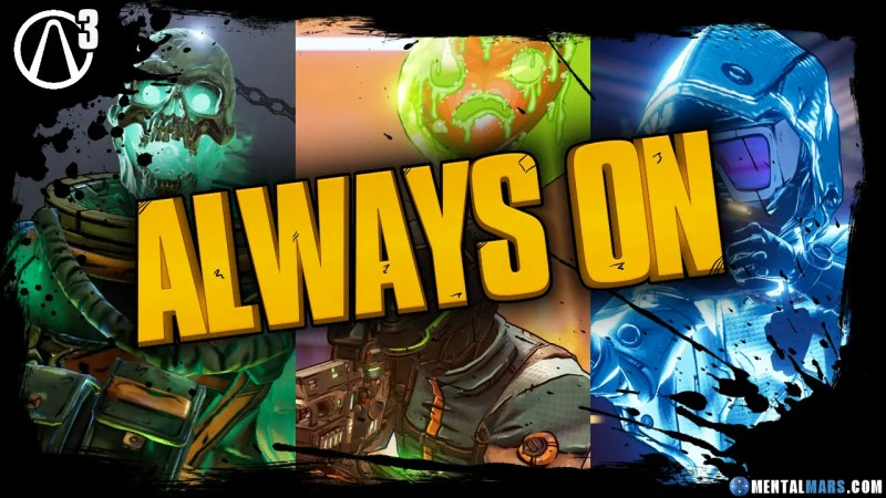 Borderlands 3 Events Always Available