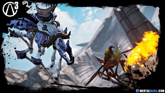 Borderlands 3 - Legendary Hunt - Crawly Family
