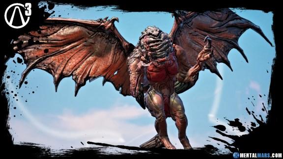Borderlands 3 - Legendary Hunt - Skrakk
