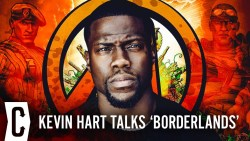 Kevin Hart training with Navy SEALS - Borderlands Movie