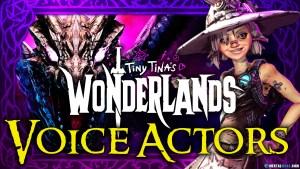 Tiny Tina's Wonderlands Star Cast