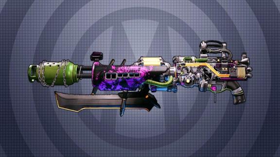 Borderlands 3 Legendary Assault Rifle - NoPewPew