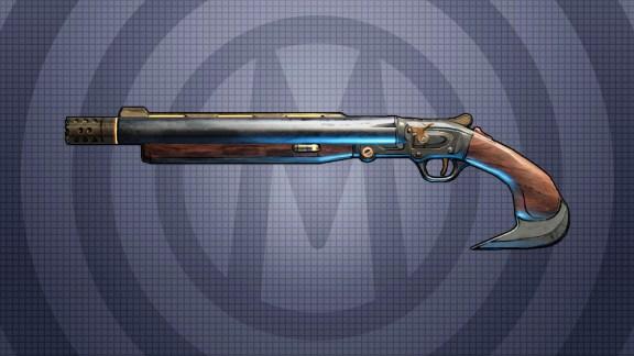 Borderlands 3 Legendary Shotgun - Hellwalker