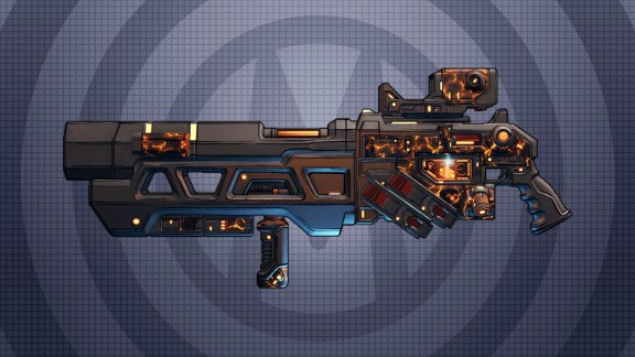 Borderlands 3 Legendary Shotgun - Polybius