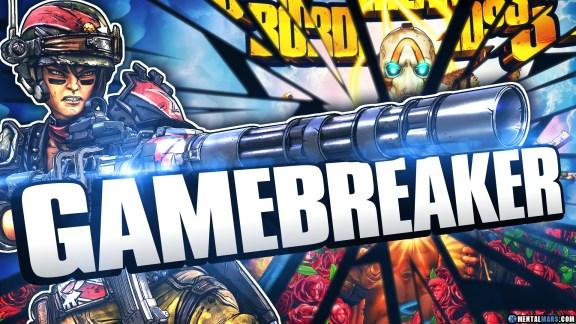Moze Game Breaker Build - Borderlands 3