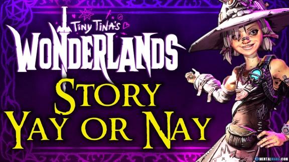 Will Tiny Tina's Wonderlands' Story Be Good?