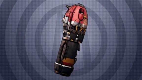 Borderlands 3 Legendary Grenade - Pyroburst