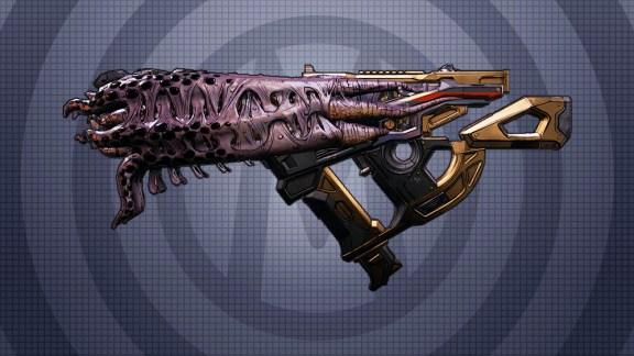 Borderlands 3 Legendary SMG - Troubleshooter