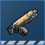 Space Punks Ranged Weapon - Bullet Spewer