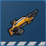 Space Punks Ranged Weapon - Raffler