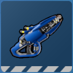 Space Punks Ranged Weapon - TZT!Thing