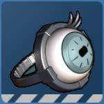 Space Punks Trinket - Eye Ring