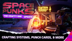 Space Punks Update - The Craft One