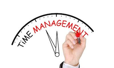 効率を考えたタイムマネジメント