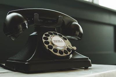 遅れそうな時はとりあえず電話をする