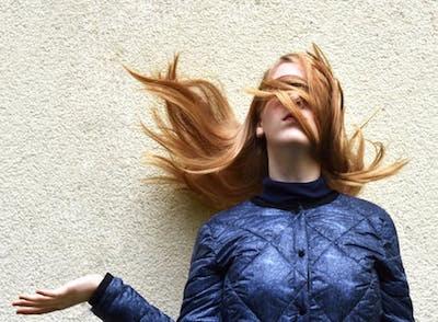 紫外線から守ると抜け毛が減る