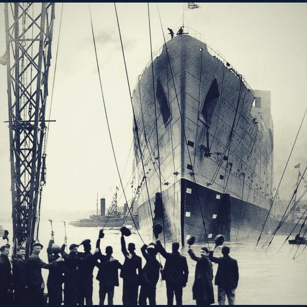 Титаниктің кетуі
