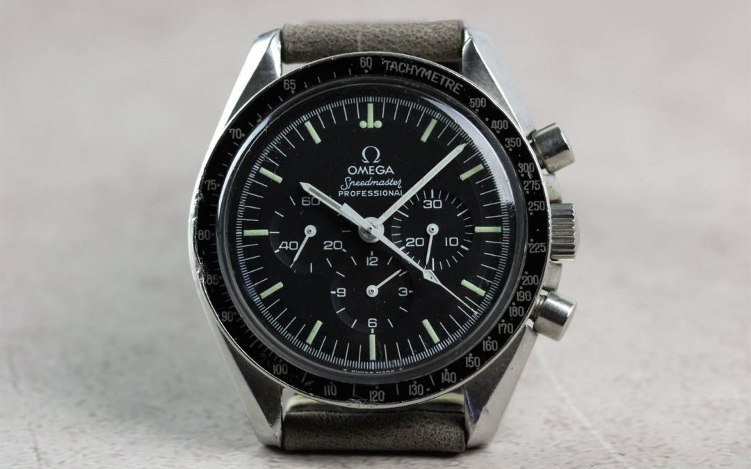 Omega remarkable vintage watches.