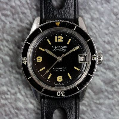 buy blancpain vintage watches