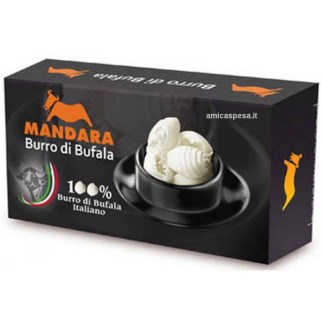 Il burro Mandara è ideale per le preparazioni salate!