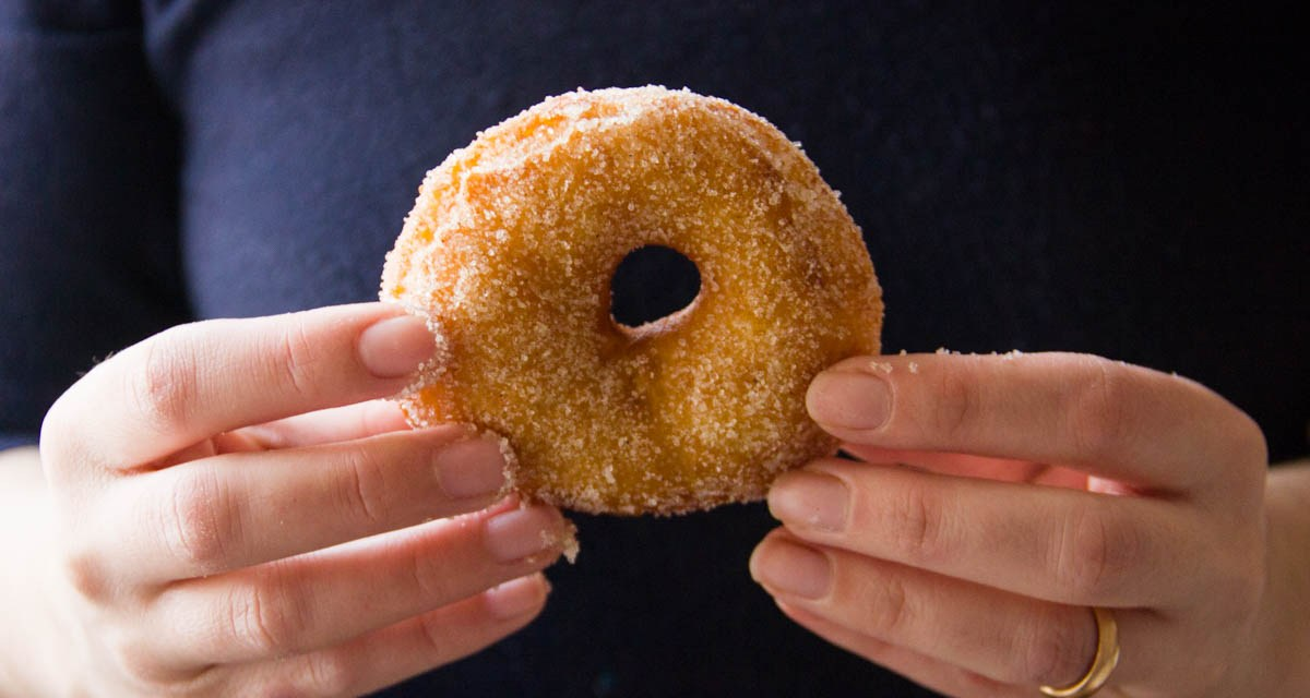 Le graffe napoletane: zucchero e cannella