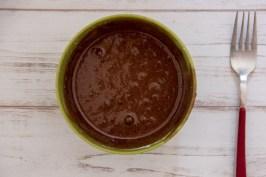 glassa al cacao per biscotti all'amarena