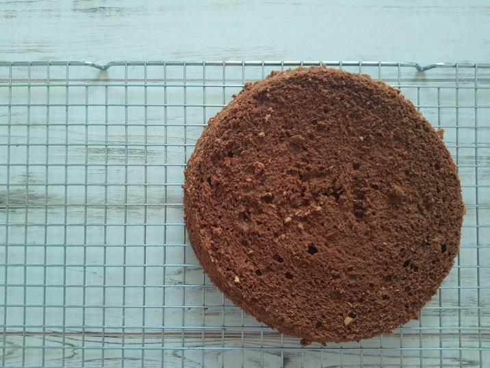 base sacher torte