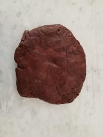 L'impasto di brisèe al cioccolato