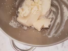 Il ripieno della Cheesecake al cioccolato senza cottura