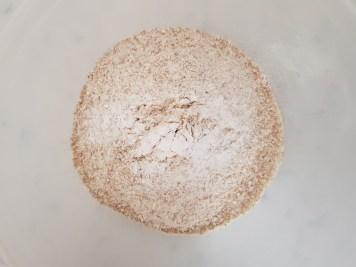 Pasta frolla al burro e integrale