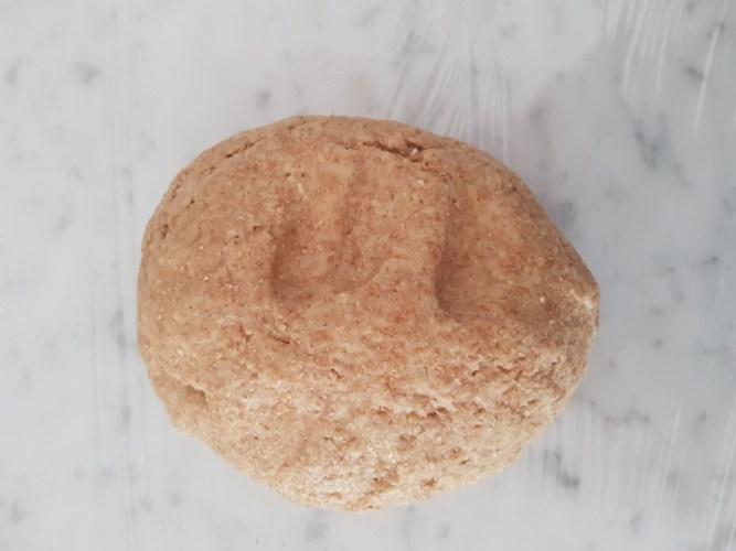La ricetta perfetta della pasta frolla integrale e senza burro