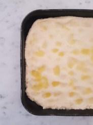 La ricetta della focaccia dolce