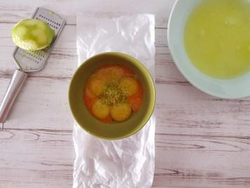 Come preparare il Pan di Spagna per la delizia al limone