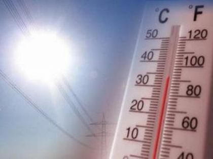 Verão, 35 Graus Celsius
