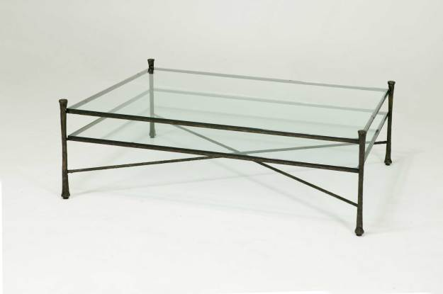 10 the best the iron glass coffee table