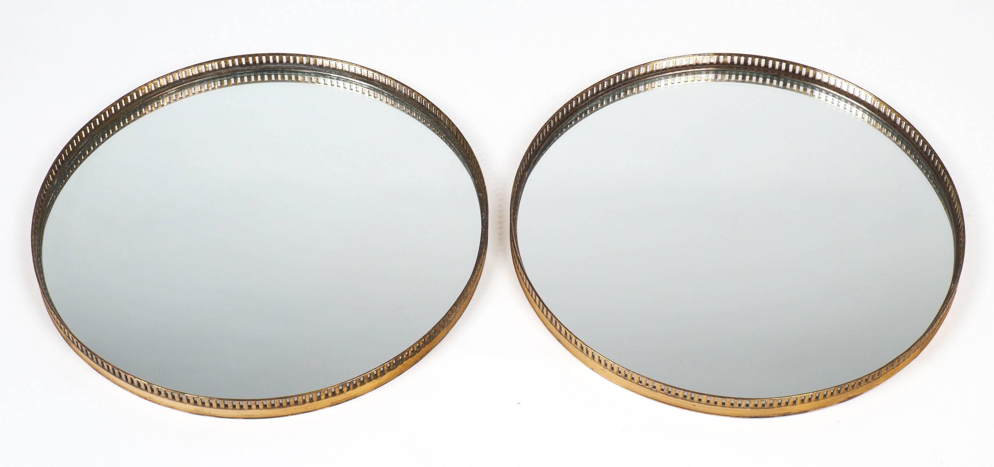 The Best Antique Round Mirrors