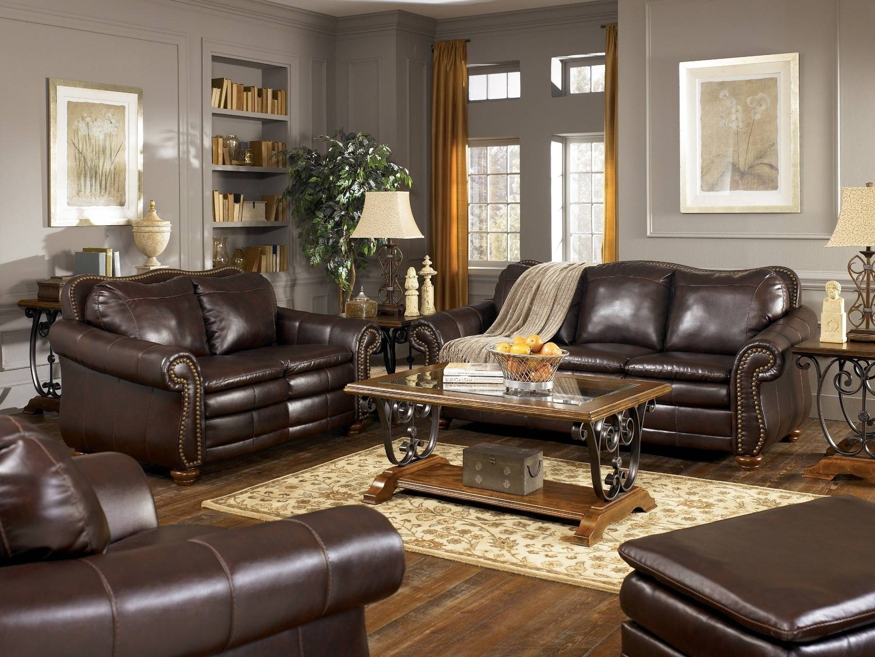 Showing Gallery Of Country Style Sofas And Loveseats View 8 30