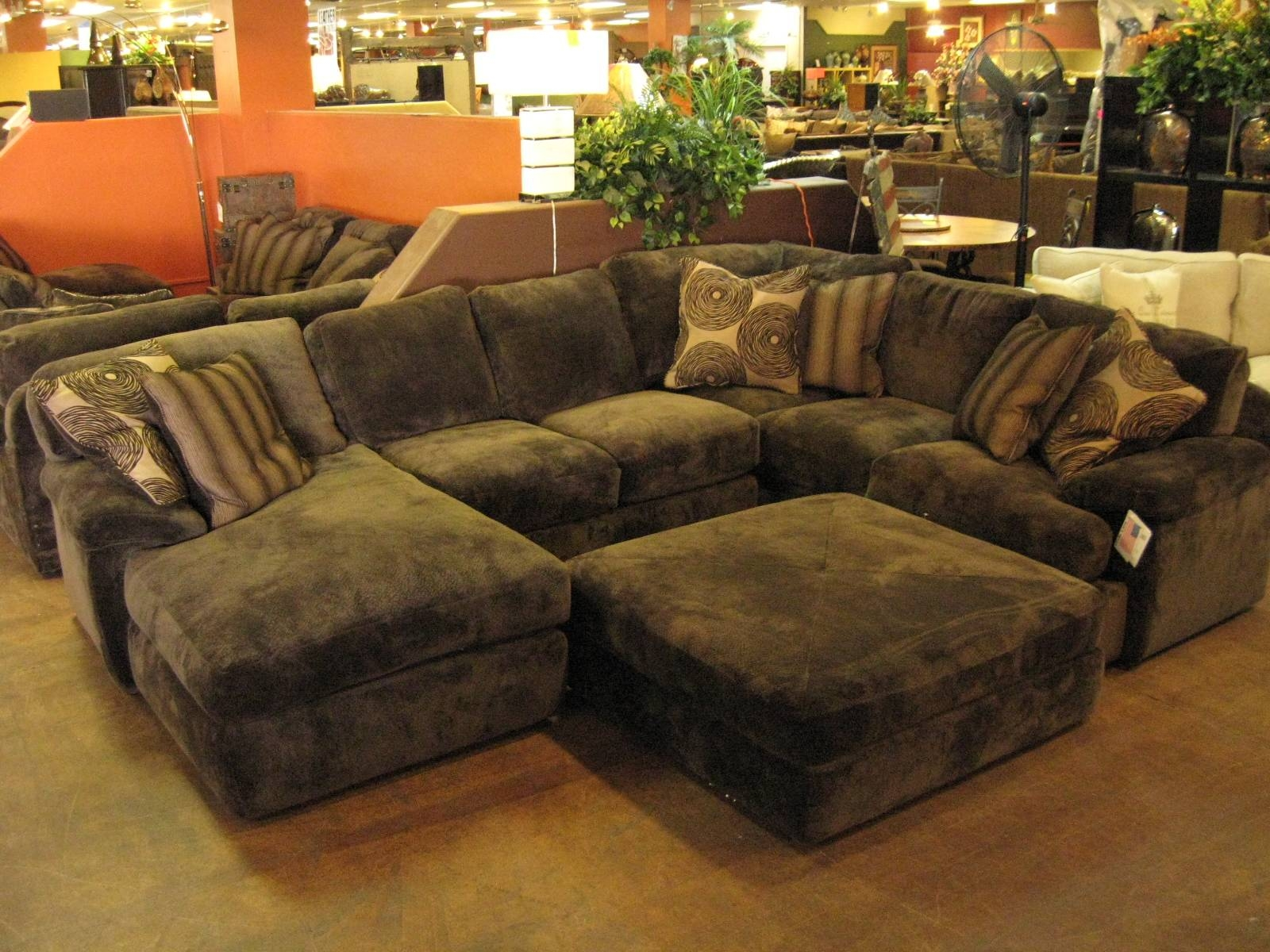 down filled sectional sofa Catosferanet